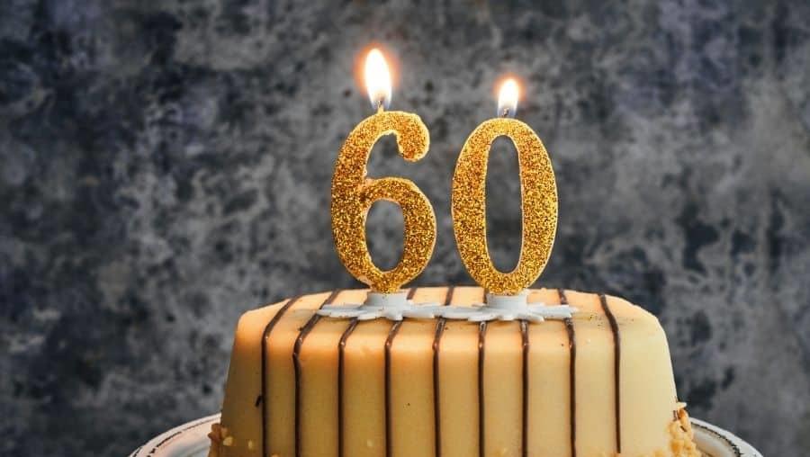 Glückwünsche zum 60. Geburtstag Vater