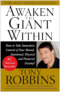 Awaken The Giant Within    - by Anthony Robbins