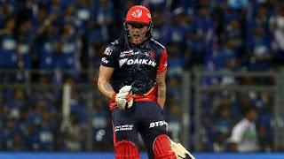 Jason Roy 91* - MI vs DD 9th Match IPL 2018 Highlights