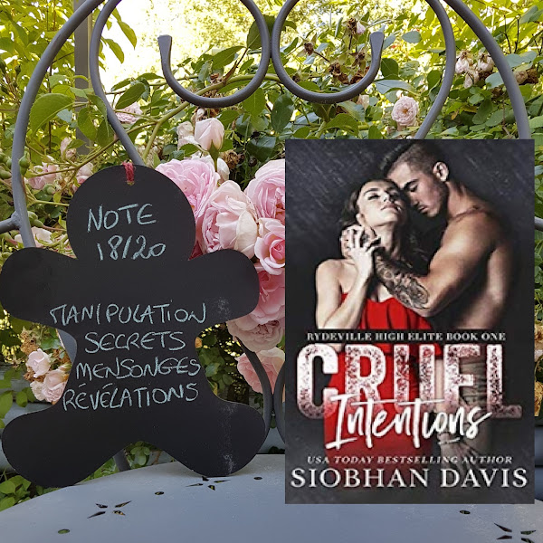 Rydeville High Elite, book 1: Cruel intentions de Siobhan Davis
