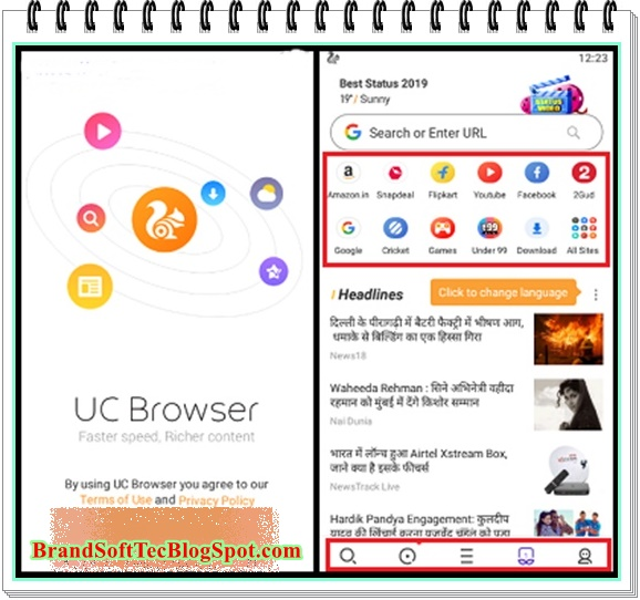 uc browser  apk  free download for android  u0026 pc  2020