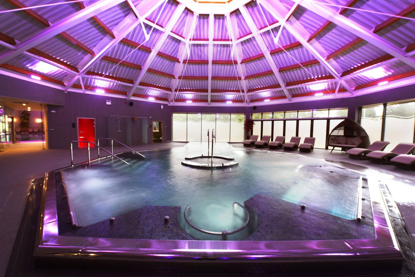 13 Reasons Why Ramside Spa is the Best North East Spa - hydrotherapy pool