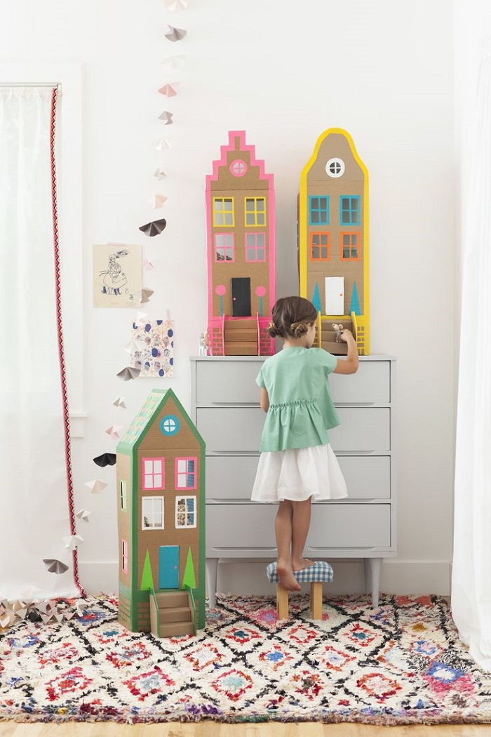 Proyectos divertidos para hacer con niños