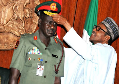 Nigerian Army embarks on road project in Sambisa forest