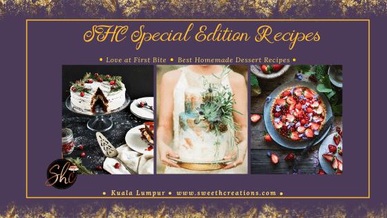 SHC Special Edition Recipes
