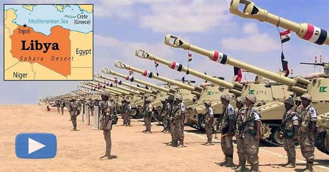 Αίγυπτος: Το «πράσινο φως» για δυνατότητα στρατιωτικής επέμβασης στη Λιβύη δίνει το Κοινοβούλιο