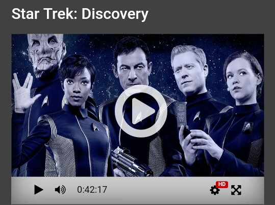star trex discovery titta