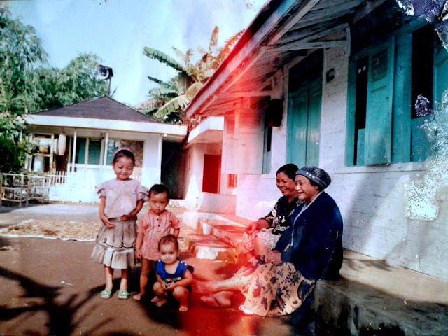 Langgar Tuwel Krajan, 1991
