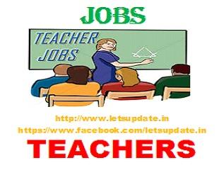 Rashtriya Madhyamik shiksha abhiyan RMSA jobs-letsupdate