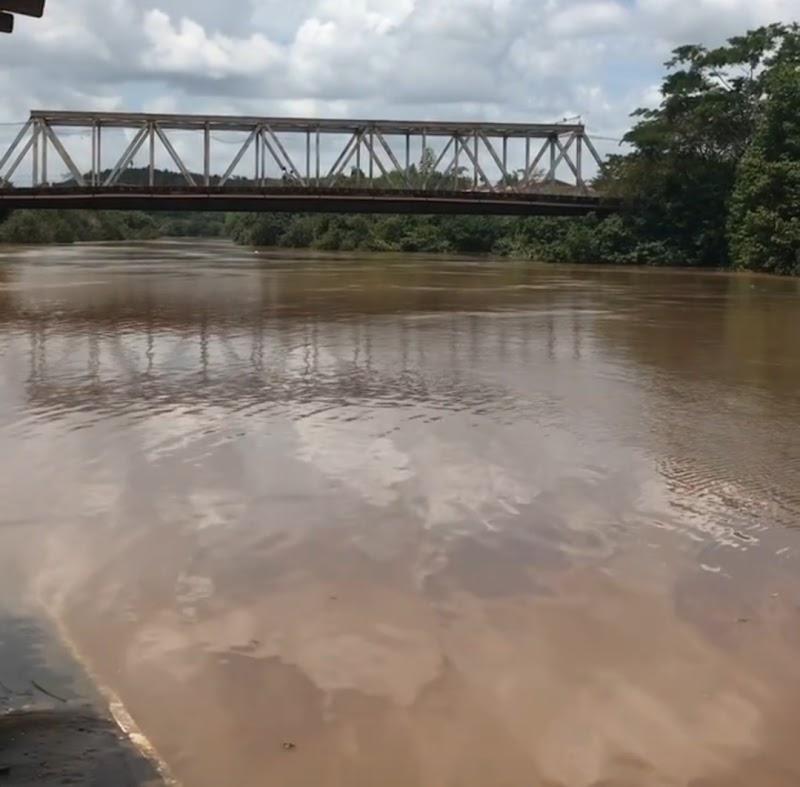 Estado de Emergência é decretado por Vanessa Maia por conta da enchente em Pedreiras.