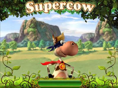 تحميل لعبة البقرة الخارقة