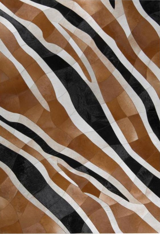 karpet motif batu