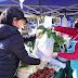 Venta de bolsones saludables en distintos puntos de la ciudad