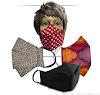 ✂ Molde gratuito de todos os tamanhos  (feminina, masculina e infantil ) de márcara 3D - DIY Aprenda a fazer a máscara 3d ✂