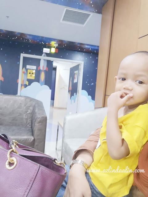 2ND TIME DAIM WARDED AVISENA WOMEN'S AND CHILDREN'S CHILDREN SPECIALIST HOSPITAL