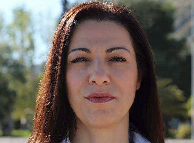 Η Δήμητρα Κατσαφάρα ορίστηκε εντεταλμένη  Δημοτική Σύμβουλος των τεχνικών υπηρεσιών του ∆ήµου Ναυπλιέων