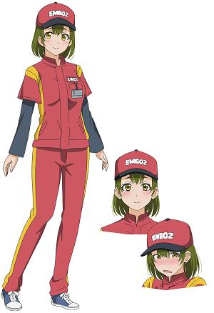 Saika Kitamori as Natsumi Yūseki