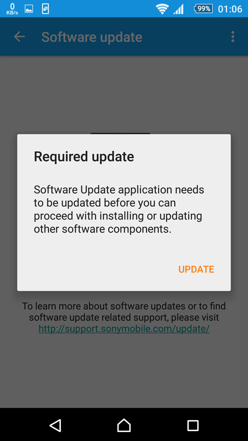 Software Update 3.1.2.A.0.8