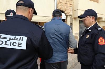 """إعتقال """"كولونيل"""" ينصب على عاطلين بأكادير و كلميم و بويزكارن وأسا وطانطان ..تفاصيل جديدة"""