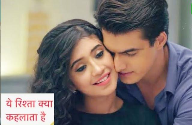 Good News : Shivangi Joshi hints new surprise for Kartik Naira fans in Yeh Rishta Kya Kehlata Hai