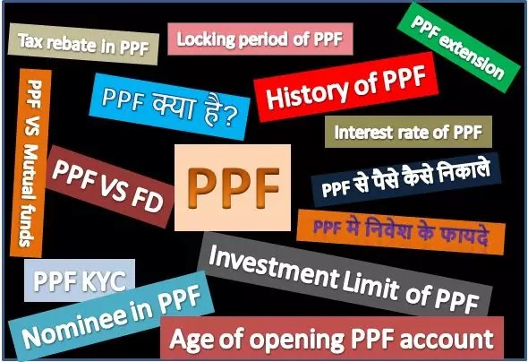 information of ppf in hindi