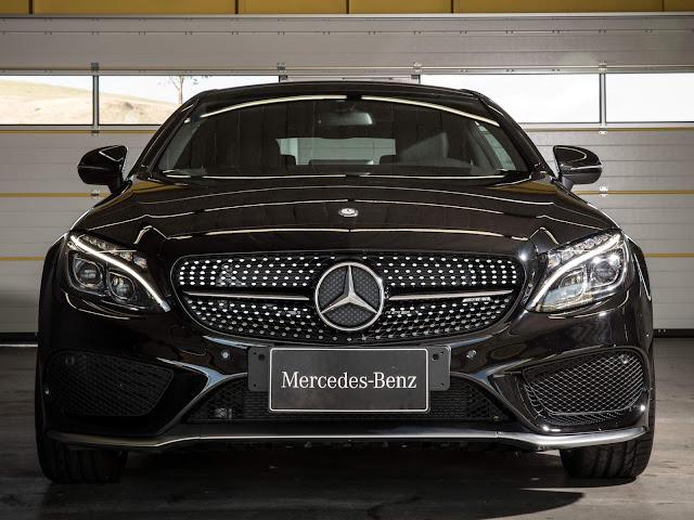 Mercedes-AMG C 43 Coupé - Brasil