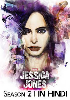 Download Jessica Jones Season 2 Dual Audio Hindi 720p WEB-DL