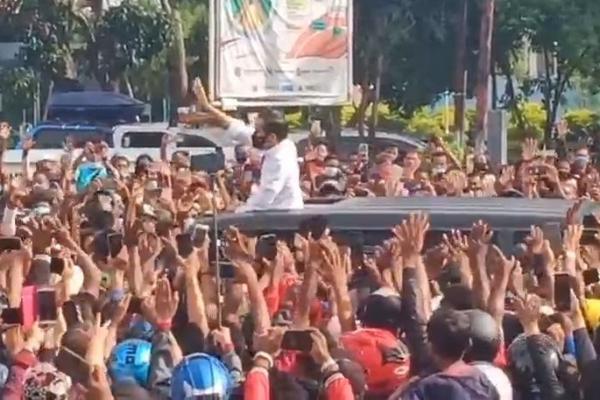 Jokowi Tidak Perlu Dihukum Dan Habib Rizieq Bisa Diangkat Jadi Duta Prokes
