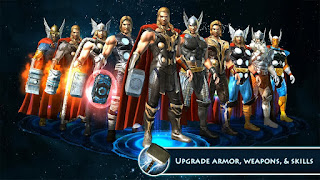 GAME OFFLINE - Thor The Dark World APK OFFLINE