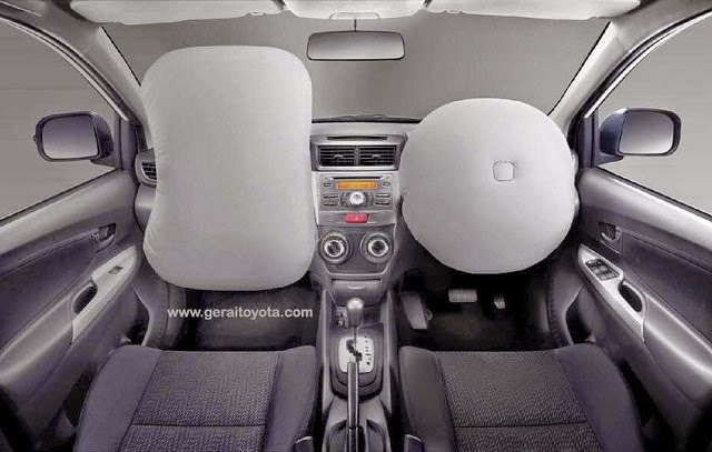 Dashboard Toyota Avanza Luxury