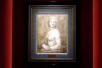 Expo Ailleurs : La Joconde nue, le mystère dévoilé - Musée Condé - Domaine de Chantilly - Jusqu'au 6 octobre 2019
