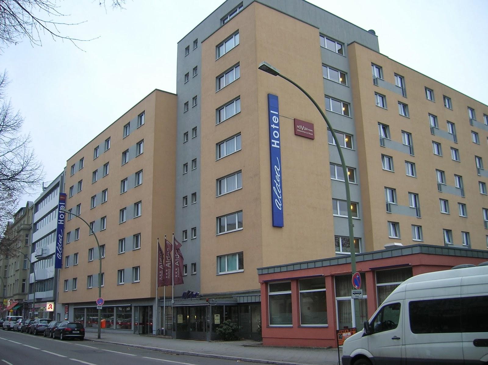 Berlin Hotel Novum Aldea
