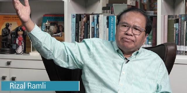 Rizal Ramli: Kita Bangun Ibukota Buat Bangsa, atau Beijing Baru?