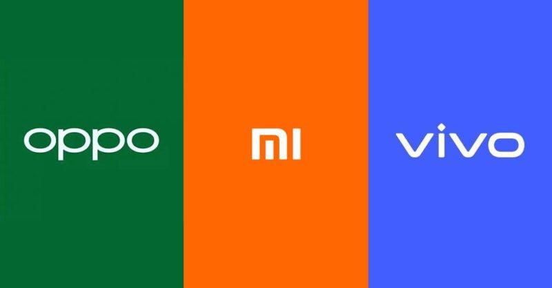 Oppo, Vivo & Xiaomi announce cross-brand file transfer alliance