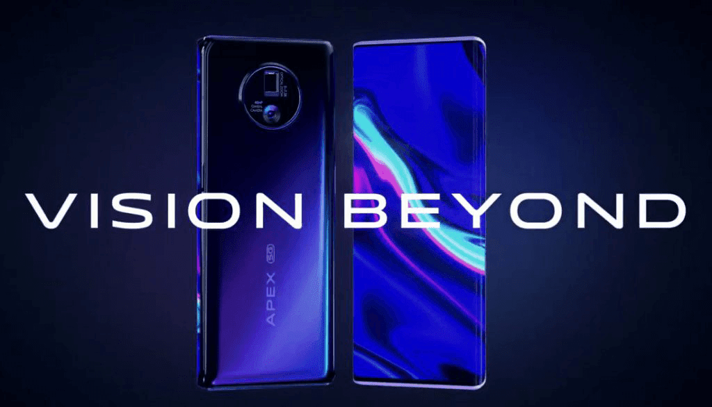 Vivo APEX 2020 with NO ports, 60W wireless SuperFlash Charge, and Gimbal-like stabilization now official