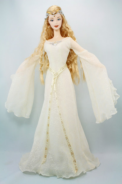 Galadriel Lord of the Rings Barbie Doll