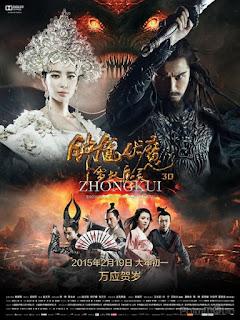Chung Quỳ Phục Ma: Tuyết Ma Yêu Linh - Zhongkui: Snow Girl and the Dark Crystal (2015) | Full HD VietSub Thuyết Minh