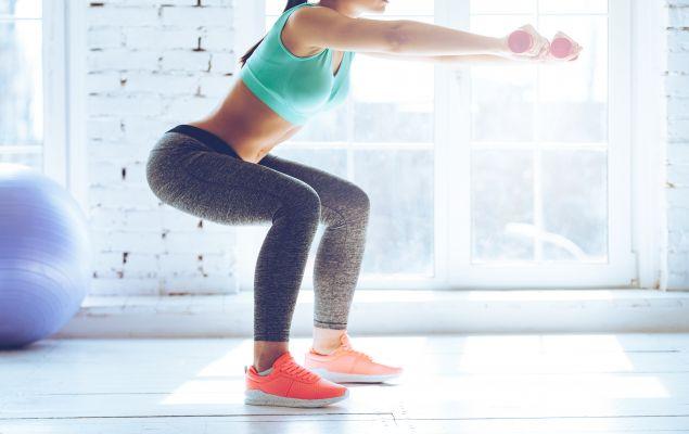 3 exercícios para levantar o bumbum podem ser feitos em casa