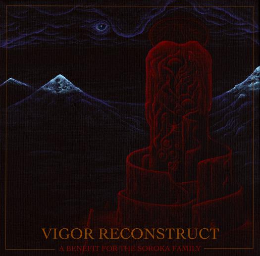 Vigor Reconstruct album artwork