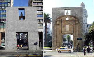 Porta da Cidade | Montevidéu