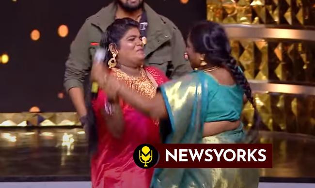 இதெல்லாம் ஒரு மூஞ்சா அறந்தாங்கி நிஷாவை அசிங்கப்படுத்திய தீபா அக்கா !!