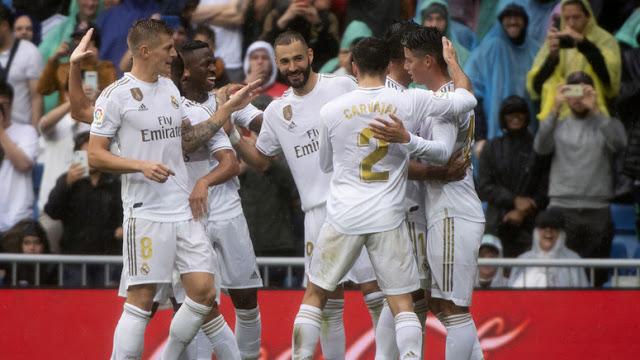 موعد مباراة ريال مدريد القادمة وريال سرقسطة المعلق والقنوات الناقلة في كأس ملك إسبانيا