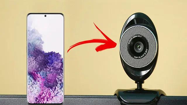 طريقة تحويل كاميرا هاتف أندرويد أو أيفون إلى ويب كاميرا الحاسوب