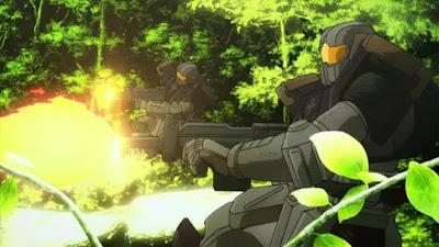 Mobile Suit Gundam Thunderbolt 7