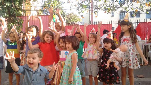 Dicas de etiqueta para festa infantil