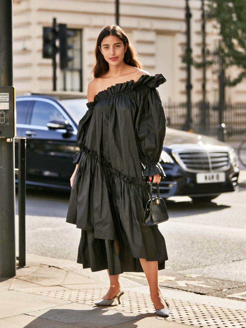 die schönsten midi-kleider modelle für den sommer 2020