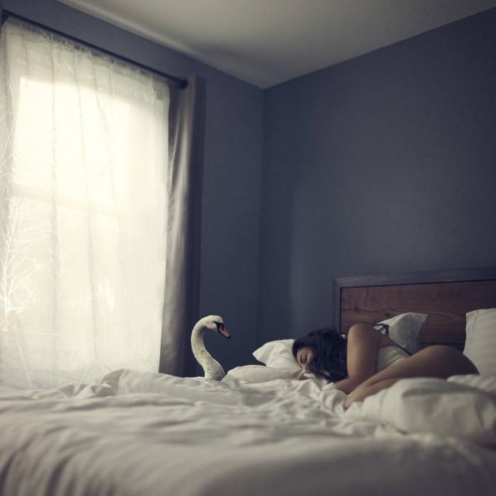 Сюрреалистические фотографии. Marisa S White
