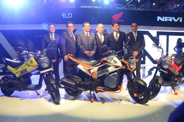 Honda NAVI Launched Delhi Auto Expo 2016
