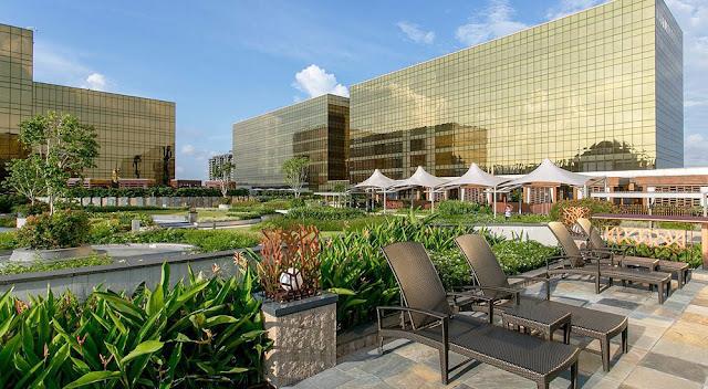 The Nobu Hotel Manila