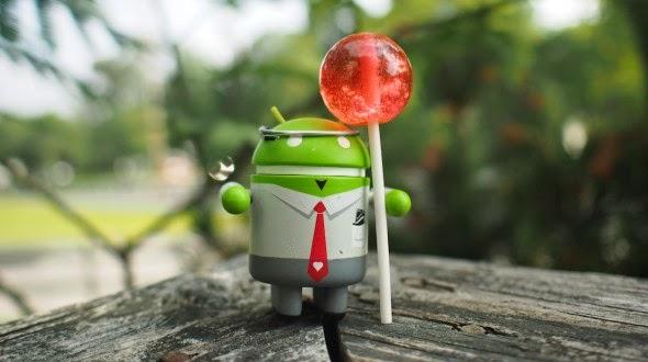 تحديث أندرويد Lollipop